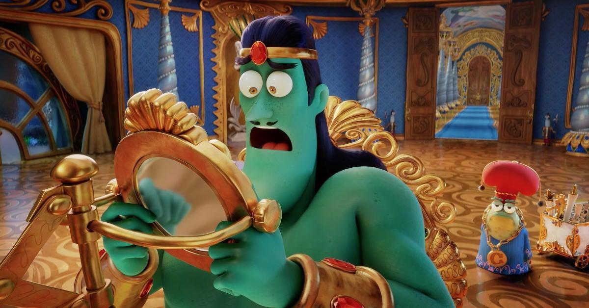 The SpongeBob Movie: Sponge on the Run - Exclusive Clip