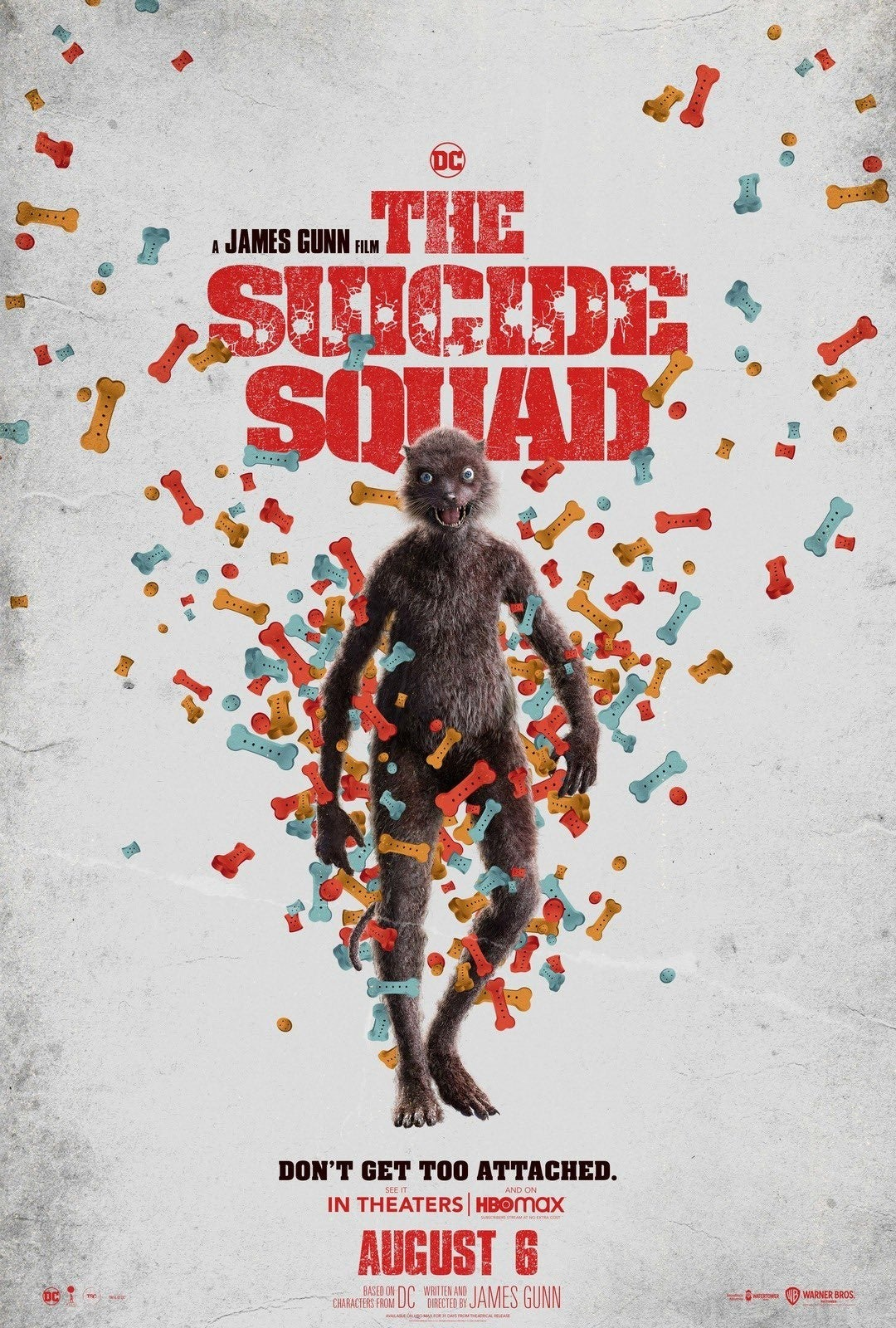 The Suicide Squad Trailer Posters Weasel