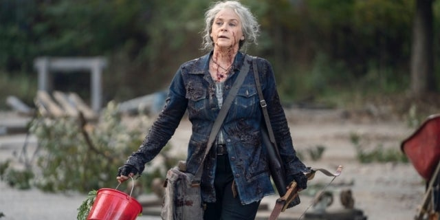 The Walking Dead Carol Melissa McBride Diverged