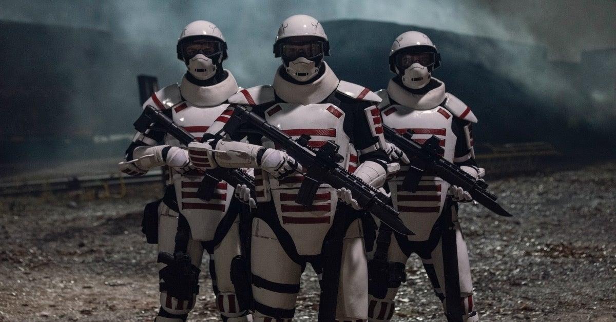 The Walking Dead Commonwealth Army Season 10