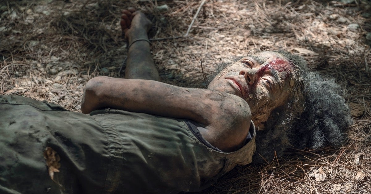The Walking Dead Connie Lauren Ridloff