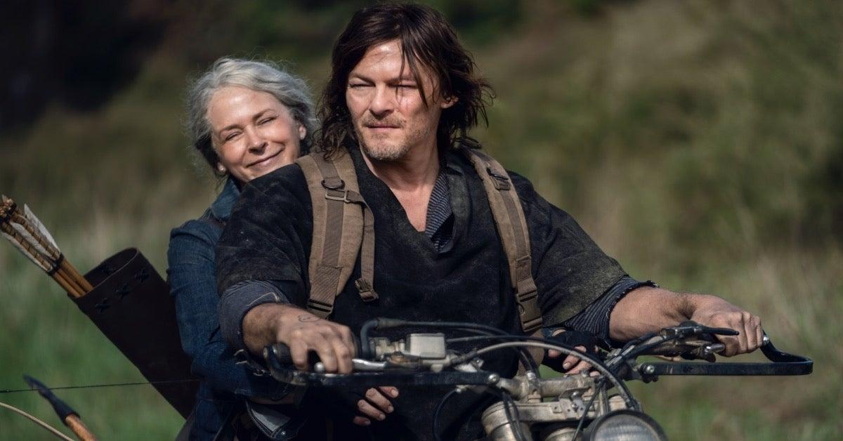 The Walking Dead Daryl Carol Find Me
