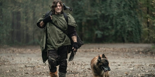 The Walking Dead Daryl Find Me