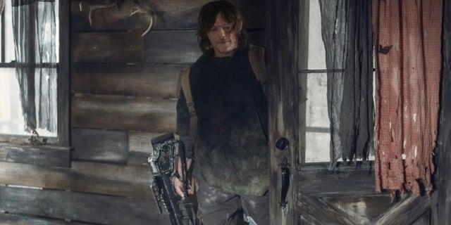 The Walking Dead Daryl Norman Reedus