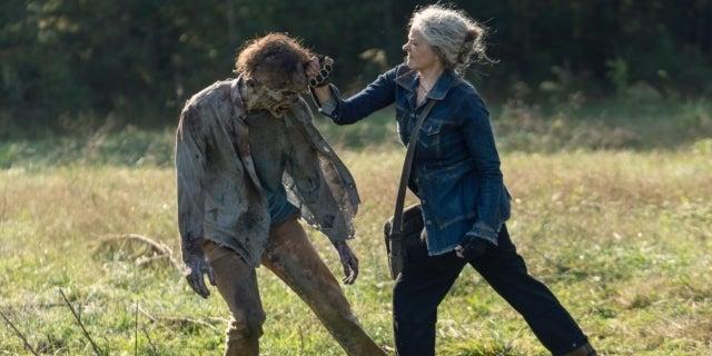 The Walking Dead Diverged Carol Melissa McBride