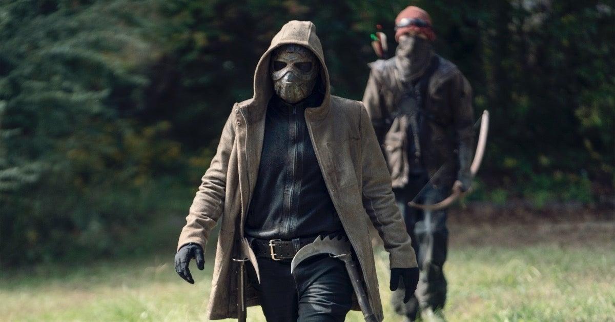 The Walking Dead Elijah Okea Eme-Akwari