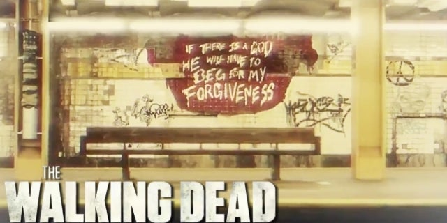 The Walking Dead Final Season 11 teaser forgiveness