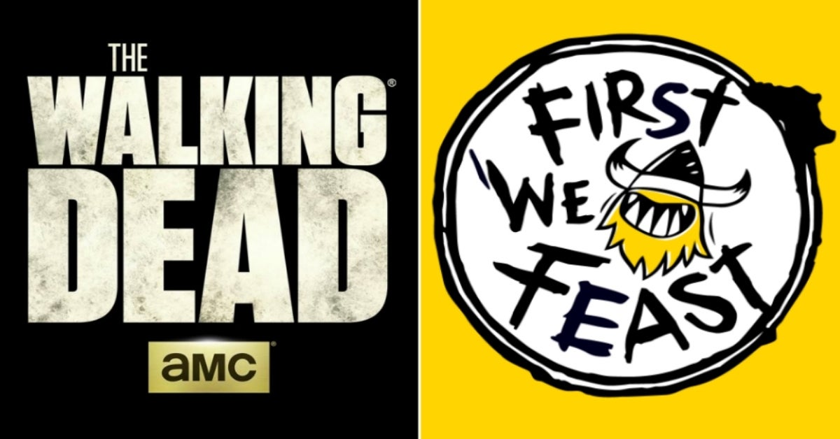 The Walking Dead First We Feast Run the Dish