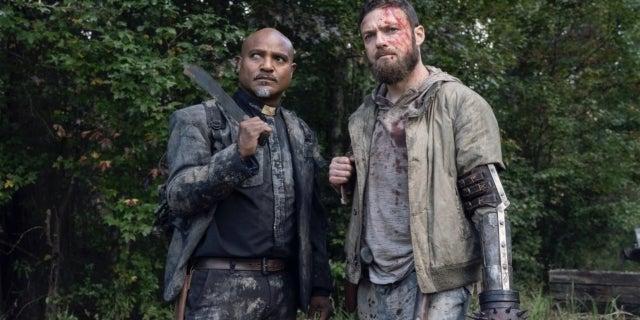 The Walking Dead Gabriel Aaron One More