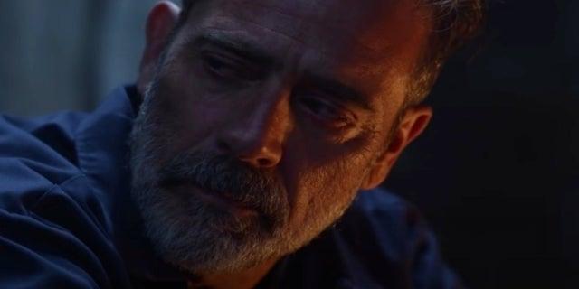 The Walking Dead Here's Negan Jeffrey Dean Morgan