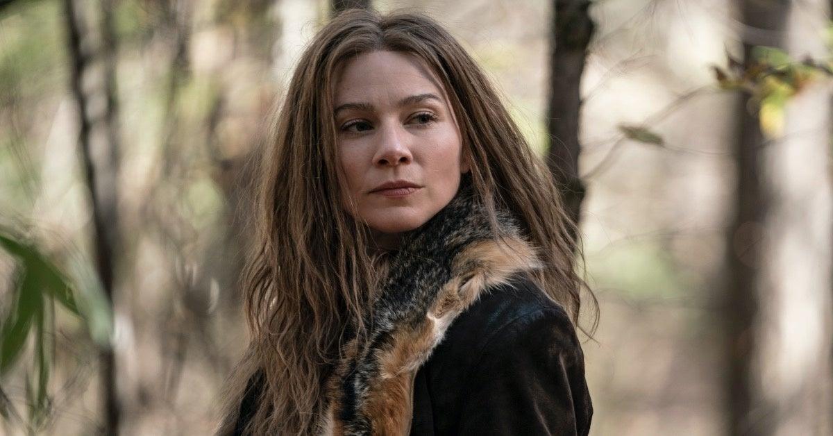 The Walking Dead Leah Lynn Collins