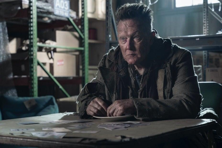 The Walking Dead Mays Robert Patrick