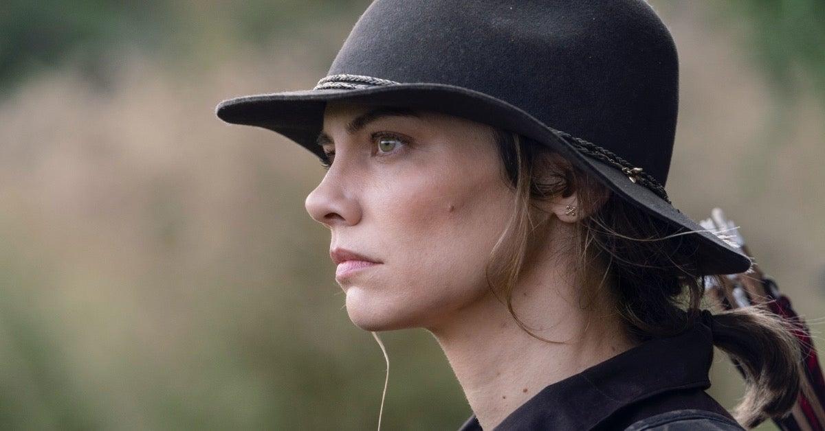 The Walking Dead Season 10C Maggie Lauren Cohan