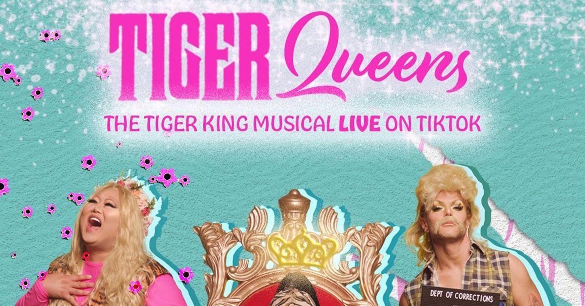 tiger king tiktok musical