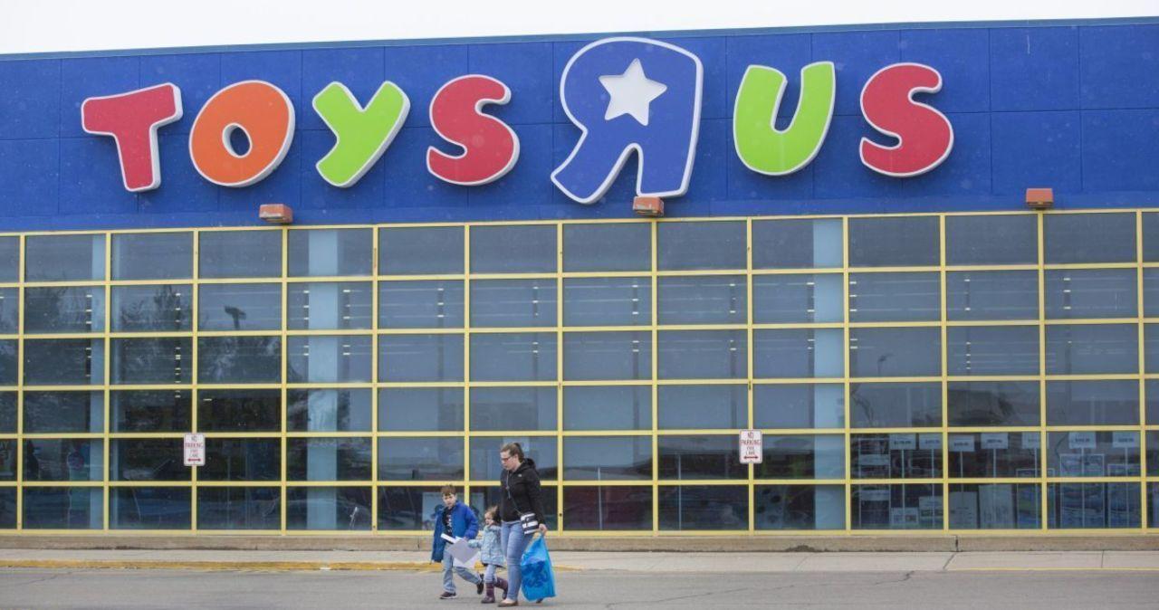 Toys R Us Sandmuschel