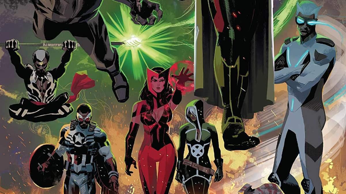 Uncanny Avengers Counter-Evolutionary