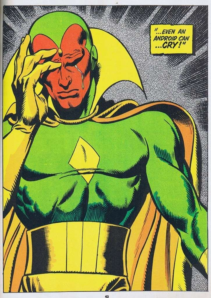 vision cry easter egg