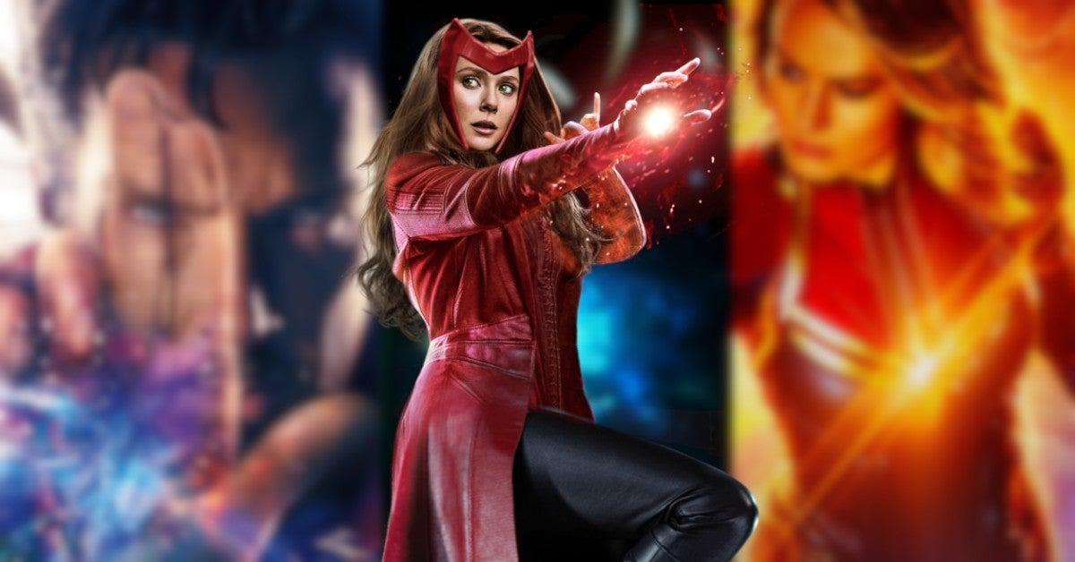 WandaVision Ending Sets Up Doctor Strange Captain Marvel 2 Loki Connections