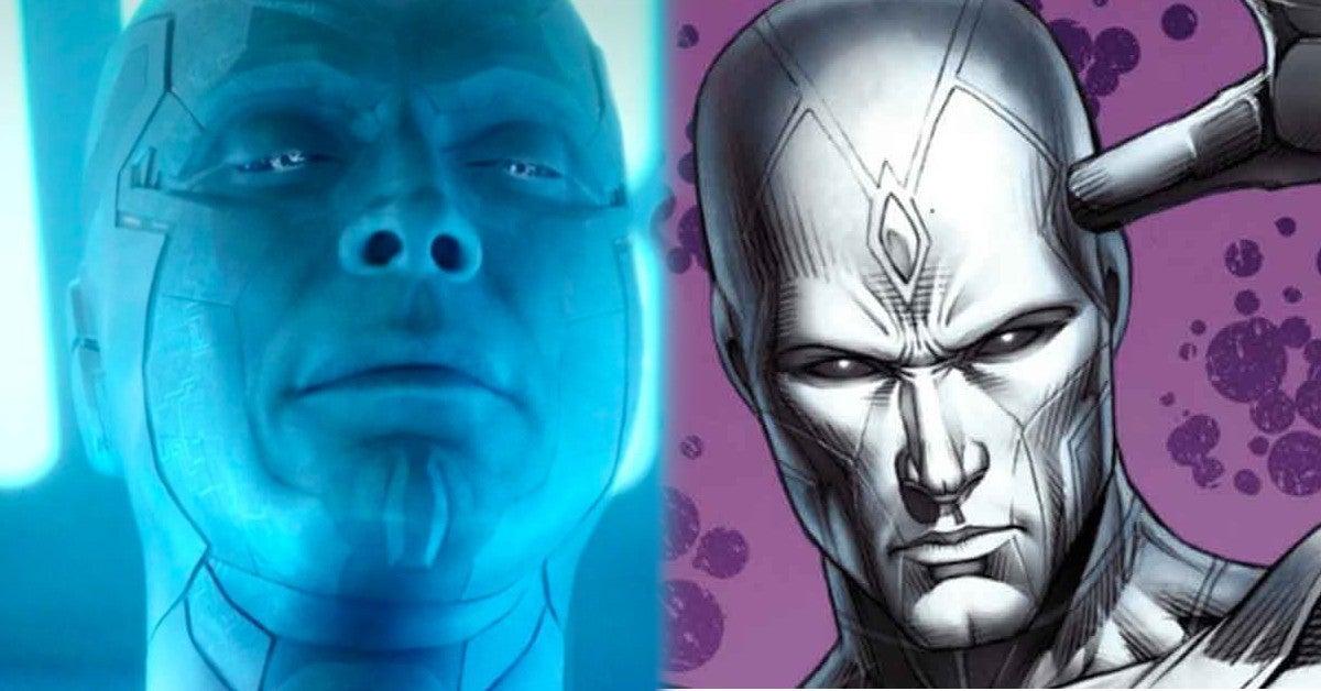 WandaVision White Vision Marvel Comics Origin Explained