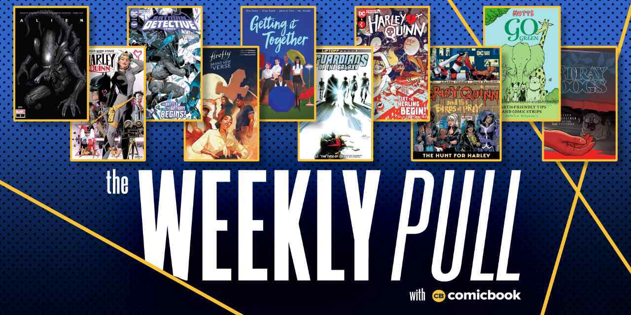 weekly pull week of march 24 2021