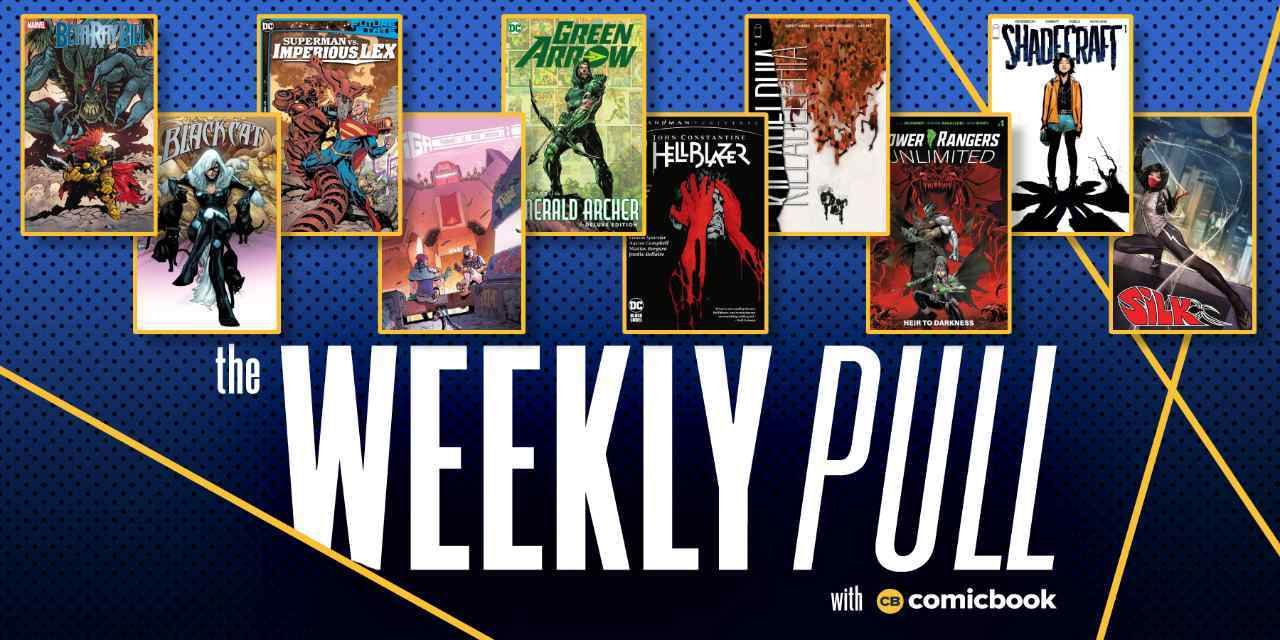 weekly pull week of march 31 2021