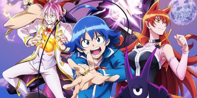 Welcome to Demon School Iruma kun Season 2