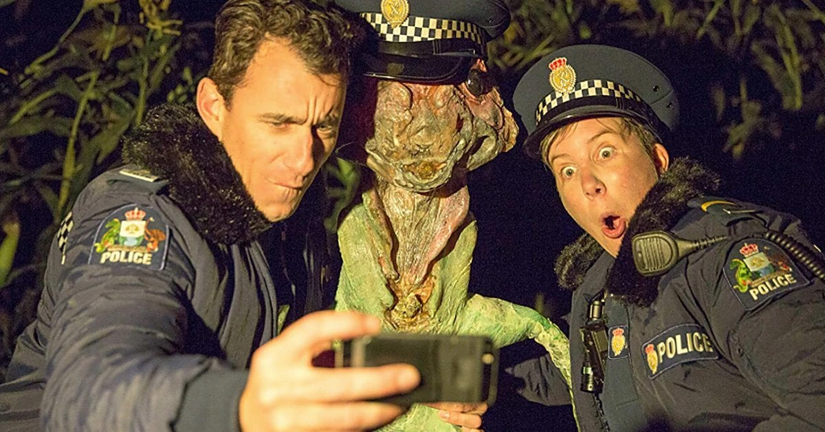 wellington paranormal tv series spinoff