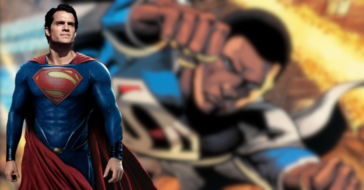 Why Black Superman Movie Reboot Feature Henry Cavill