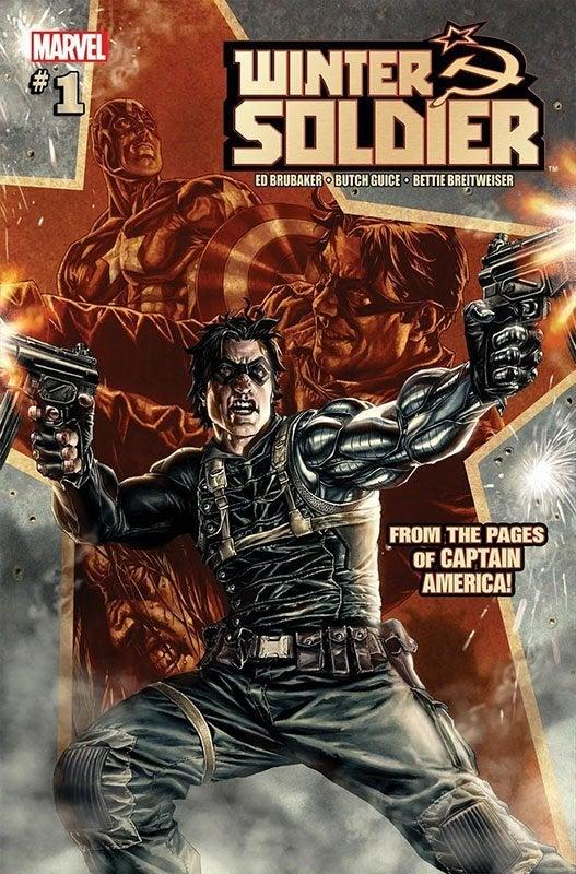 winter soldier marvel comics