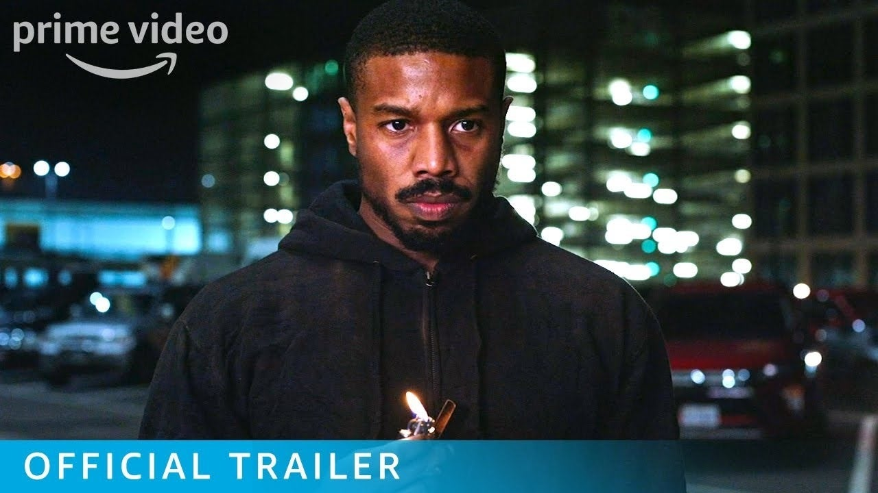 without remorse trailer michael b jordan