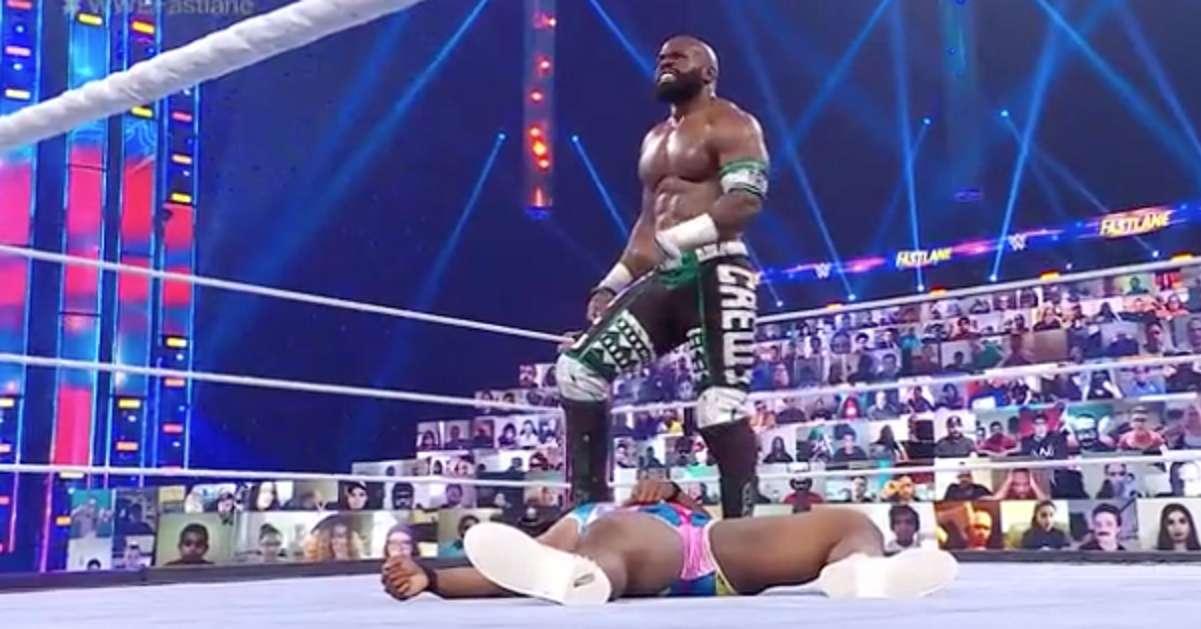 WWE Fastlane Big E