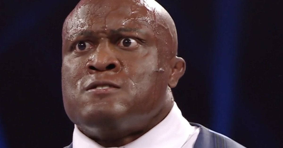 WWE Raw Bobby Lashley