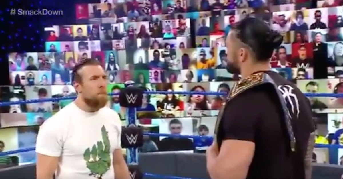 WWE-SmackDown-Daniel-Bryan-Roman-Reigns-Rematch