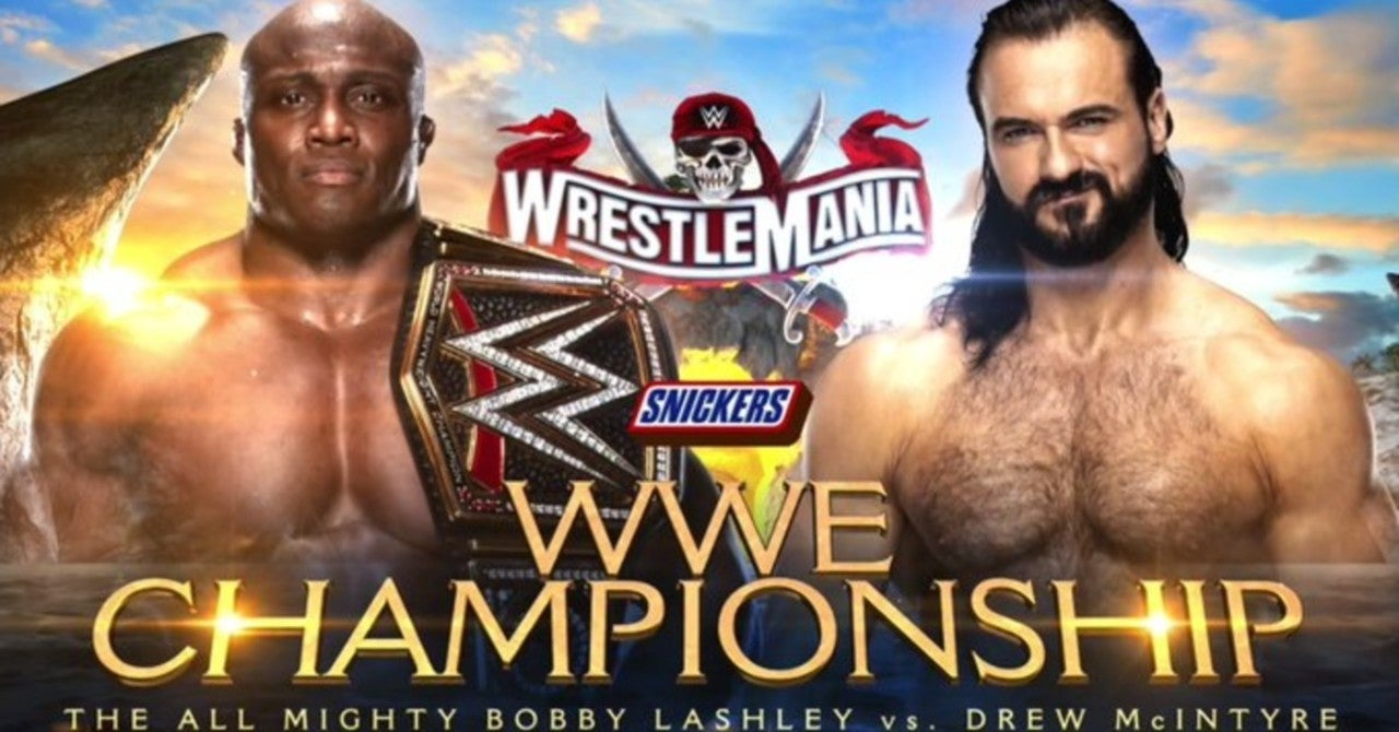 Wwe Wrestlemania 37 Start Time How To Watch Live Stream Full Card And Betting Odds For Night One