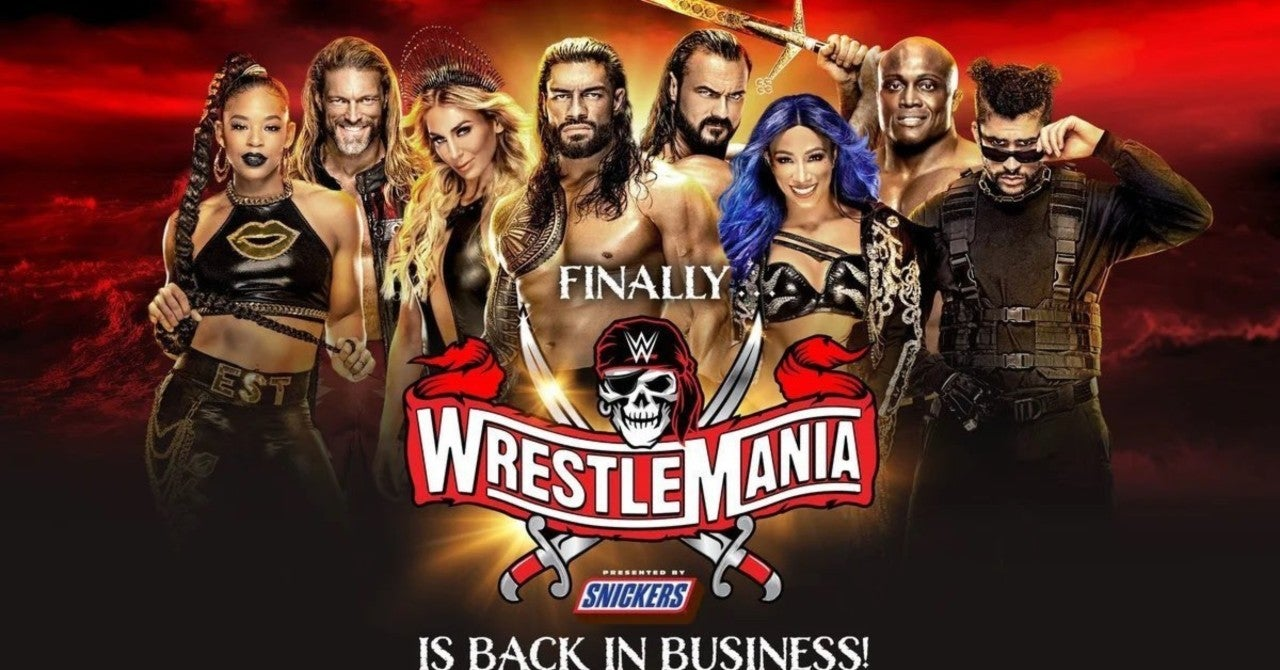 Seven Ways Wwe Wrestlemania 37 Can Truly Shock Us