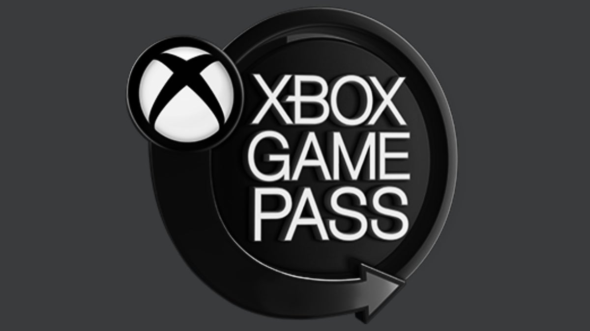 xbox game pass black and grey