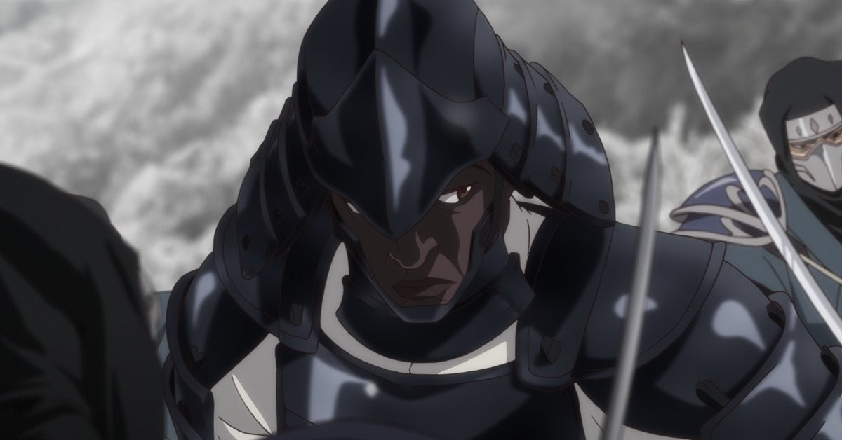 Yasuke Netflix Anime LeSean Thomas