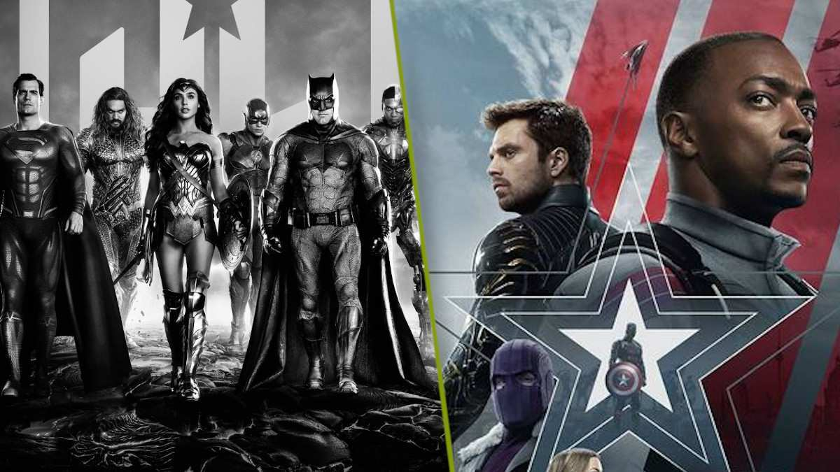Zack Snyder's Justice League Beats The Falcon and the Winter Soldier