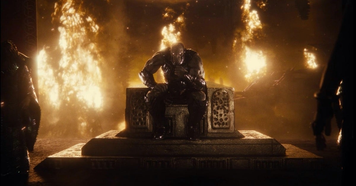 Zack Snyder's Justice League Darkseid
