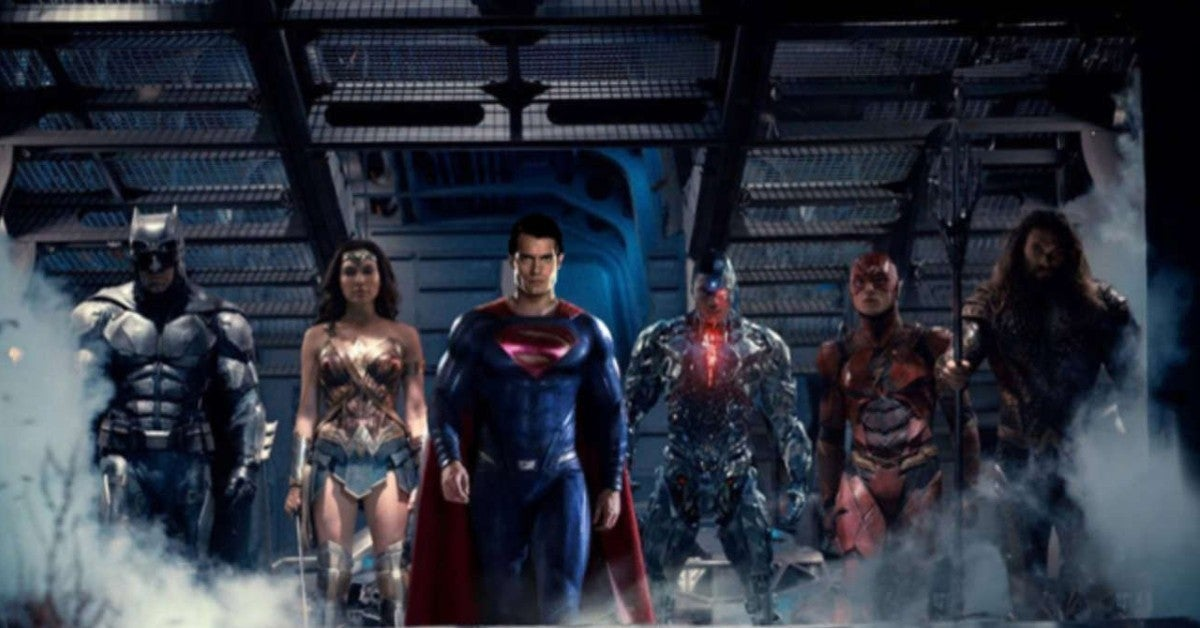 Zack Snyder's Justice League Rotten Tomatoes Score