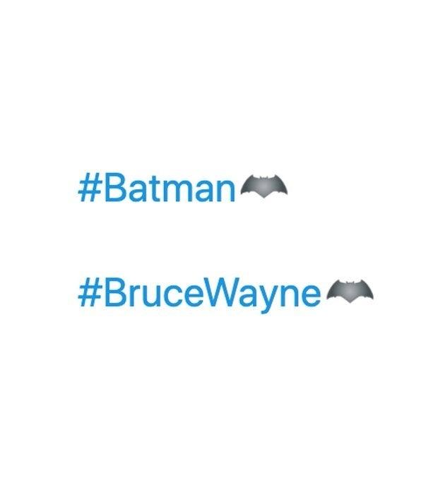 zack snyders justice league batman twitter emojis