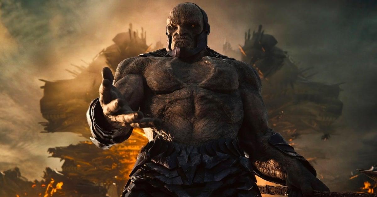 Zack Snyders Justice League Darkseid