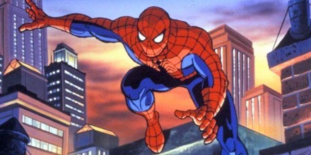 90s spiderman peter parker debunked spider-verse 2