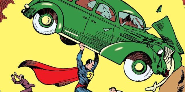 action comics #1 sale 3 million