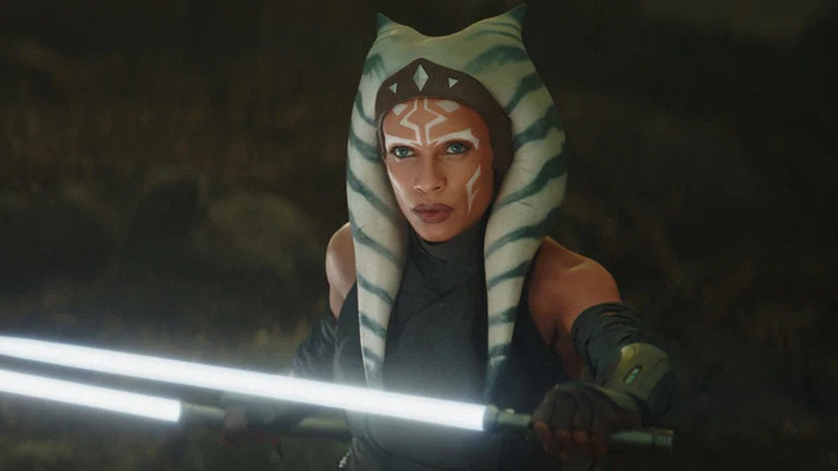 Ahsoka Tano Star Wars Series Plot Cast