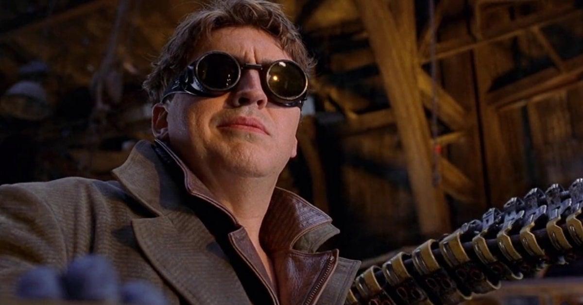 Alfred Molina Doc Ock Doctor Octopus Spider-Man 2