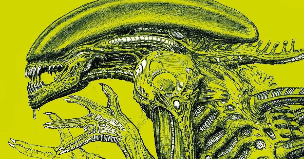 alien 3 book novel cover header