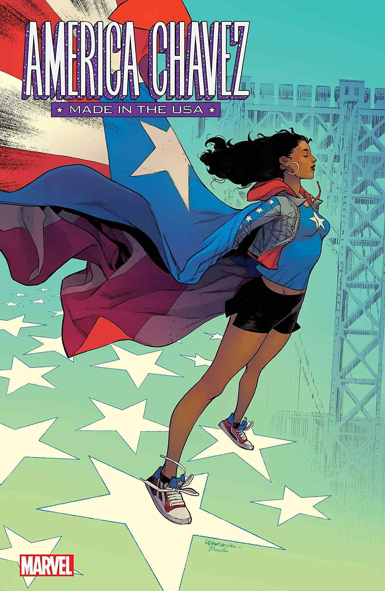 America Chavez Made in the USA #2