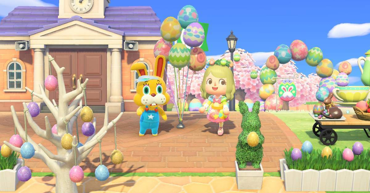 Animal Crossing Bunny