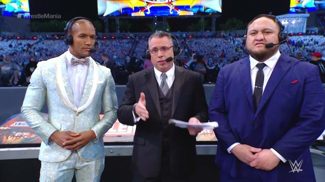 announcers hed